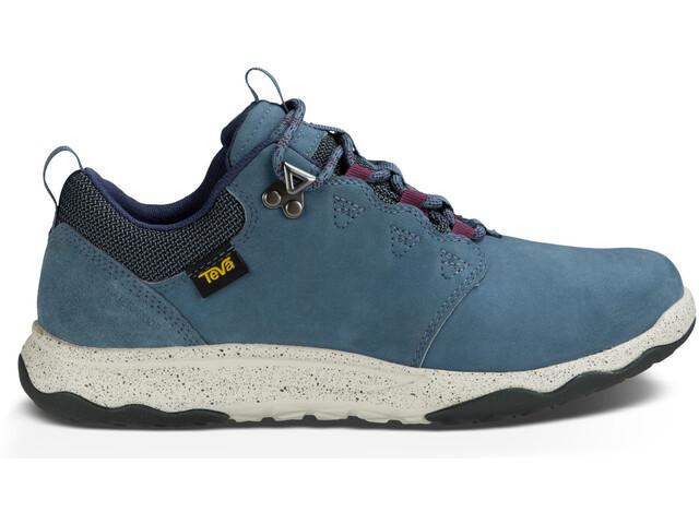 Teva W's Arrowood LUX WP Shoes Vintage Blue